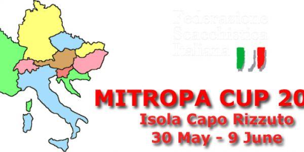 La Nazionale Italiana maschile vince la Mitropa Cup 2018