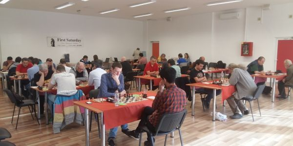 Torneo FIRST SATURDAY a Budapest (7-17 aprile 2018)